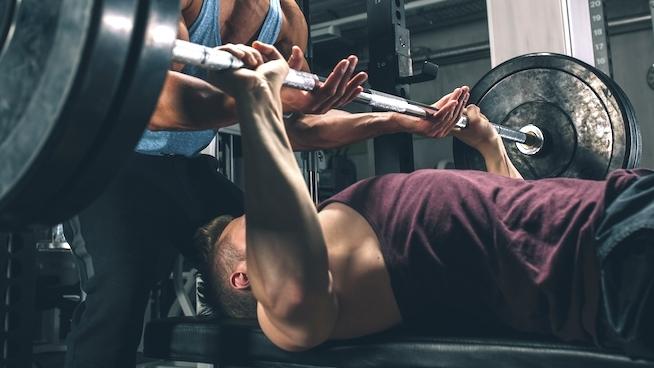 Bench press para conseguir hipertrofia y masa muscular