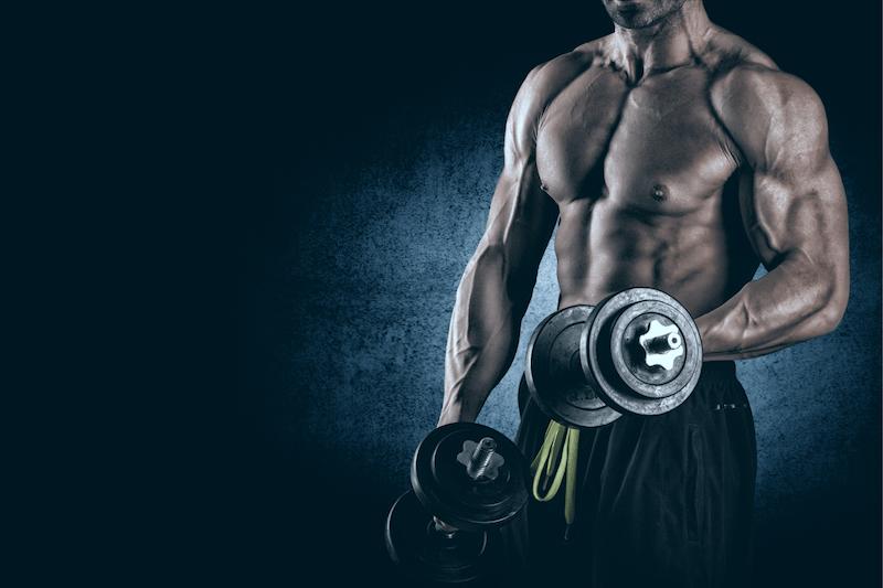 Construir masa muscular e hipertrofia - Las repeticiones ideales