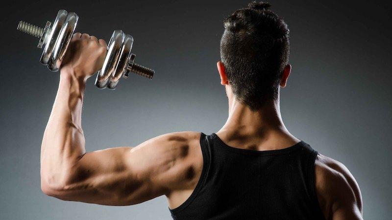 Rango de repeticiones - ejercicios monoarticulares