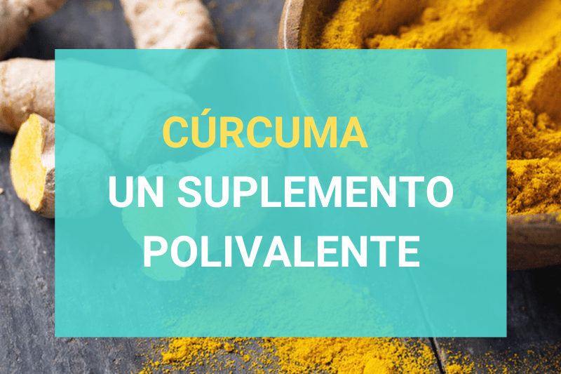 Curcuma. Un suplemento polivalente