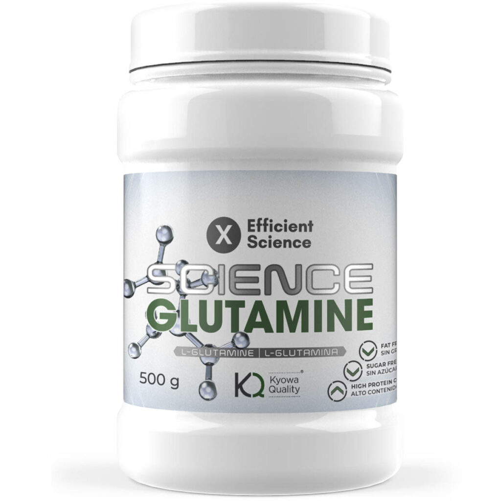 Glutamina Efficient Science