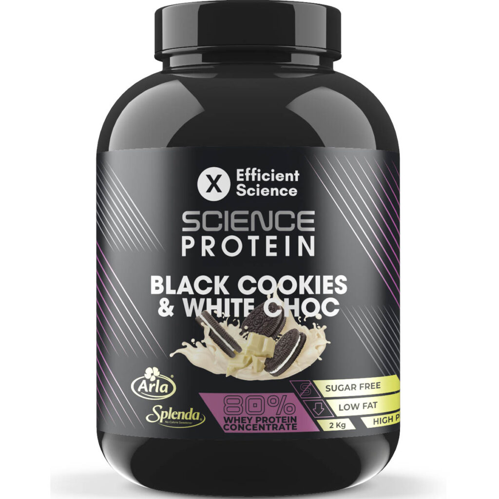 Science Protein - Proteína Sabor Black Cookies y White Choc