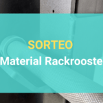 Sorteo - Material Deportivo Rackrooster