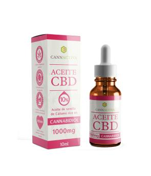 Aceite CBD 10% 10 ml - Cannactiva