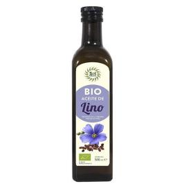 Aceite de Lino BIO - (500 ml) - Sol Natural