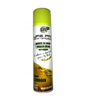 Aceite Spray Limón - (250 ml) - Life Pro Fit Food