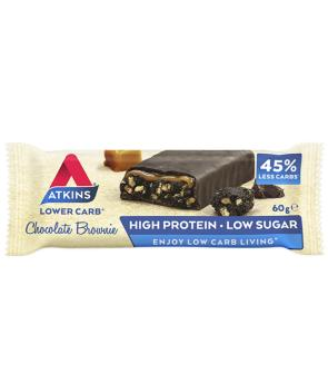 Advantage Bar Chocolate Brownie Caramel - (60 g) - Atkins