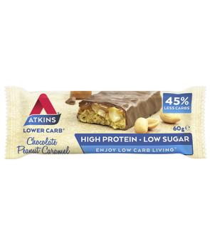 Advantage Bar Chocolate Peanut Caramel - (60 g) - Atkins