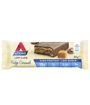 Advantage Bar Fudge Caramel - (60 g) - Atkins