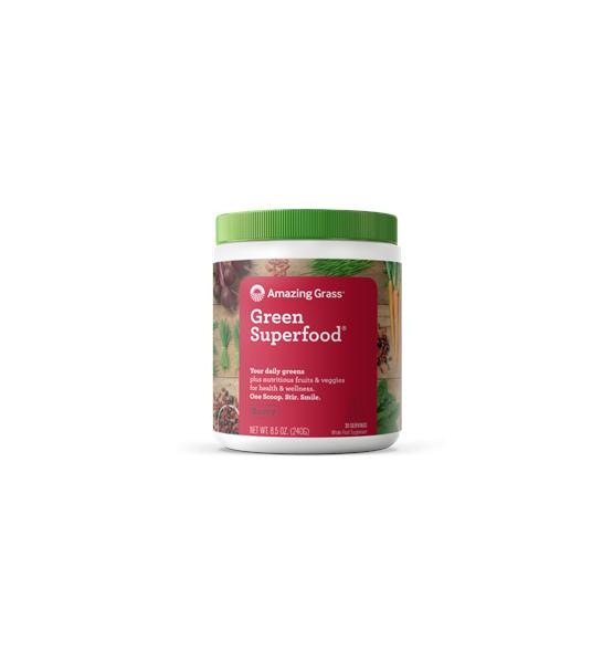 Amazing Grass, Green Superfood Berry 240 g
