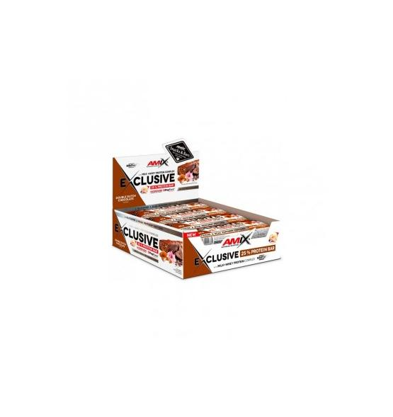 Amix Exclusive Protein Bar 12 x 85 gr