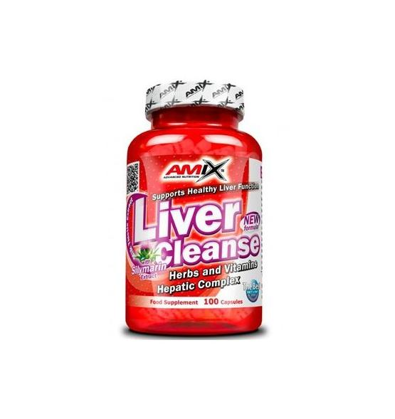 Amix Liver Cleanse 100 tablets