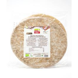 Base de Pizza de Espelta Integral BIO - (300 gr) - La Finestra
