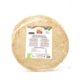 Base de Pizza de Trigo Integral BIO - (300 gr) - La Finestra