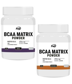 Bcaa Matrix Powder 525 gr - Pwd