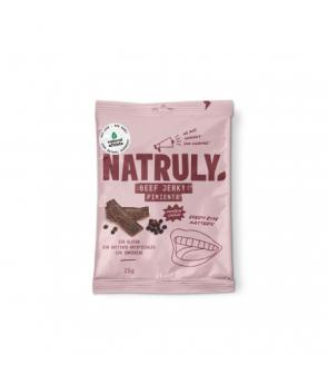 Beef Jerky Pimienta 25 g - Natural Athlete
