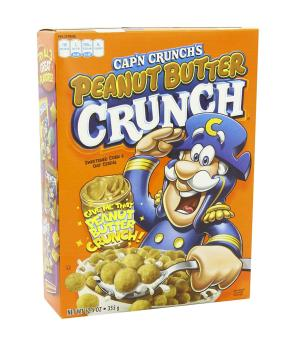 Cereales Peanut Butter Crunch - (355 g) - Quaker