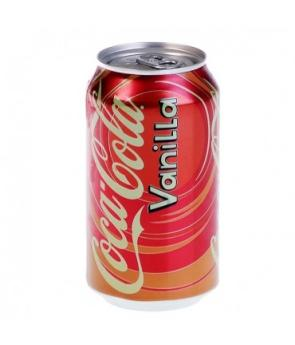 COCA COLA VANILLA USA 355ML