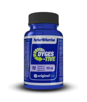 Dyges-tive (90 Caps.) - Perfect Nutrition