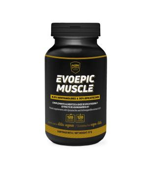 EVOEPIC MUSCLE 120 CAPS - HSN SPORTS