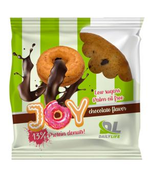 Joy Donuts Chocolate - (60 gr) - Daily Life