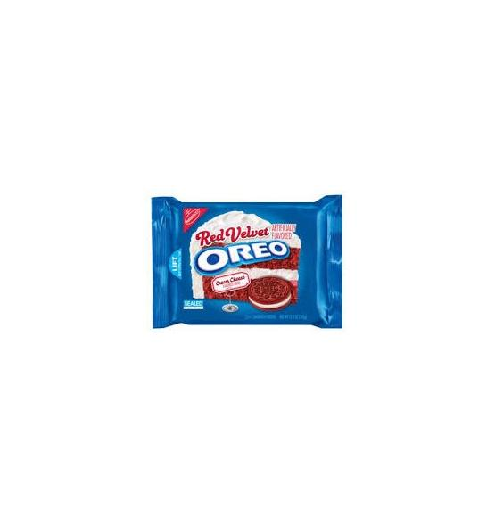 NABISCO GALLETAS OREO RED VELVET (GRANDE)