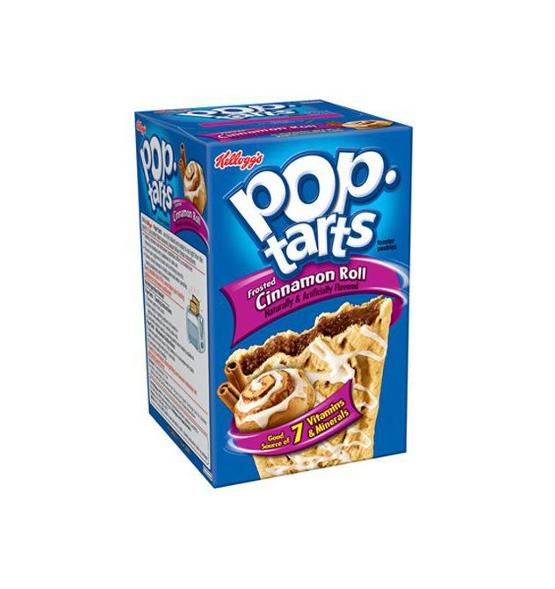 Pop Tart Cinnamon Roll 416 g - Kellog´s