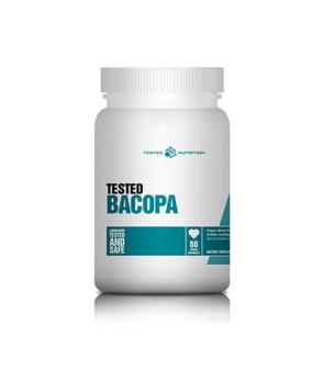 Tested Bacopa Monnieri 60 caps - Tested Nutrition