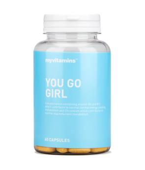 You Go Girl 60 tablets - Myvitamins